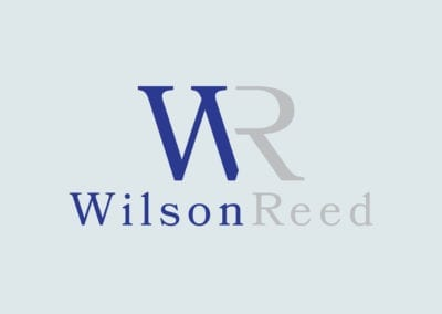 Logo design for Wilson Reed
